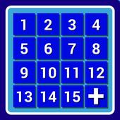 15 Puzzle+ icon