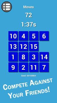 15 Puzzle+ screenshot 4
