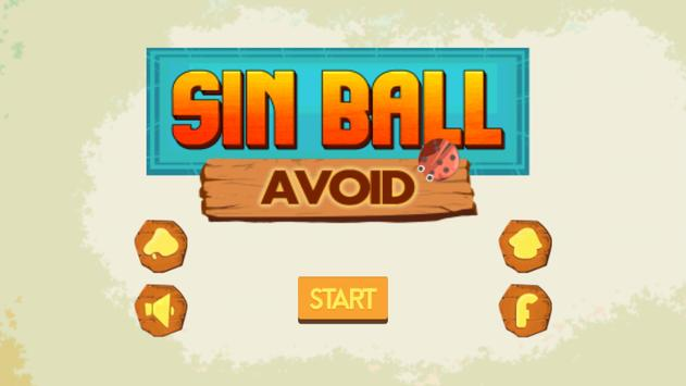 Sin_Ball_Avoid apk screenshot