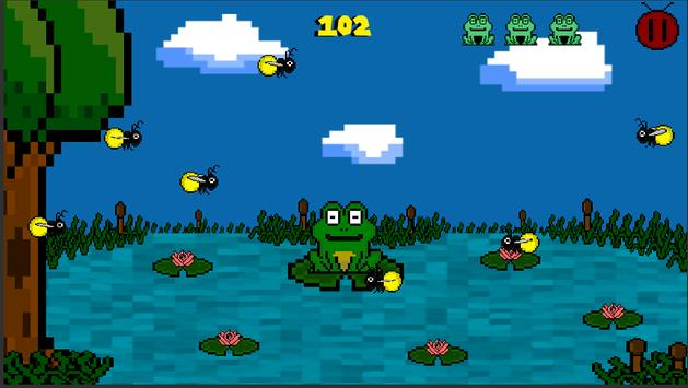Frog Lunch screenshot 1