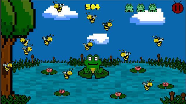 Frog Lunch screenshot 2