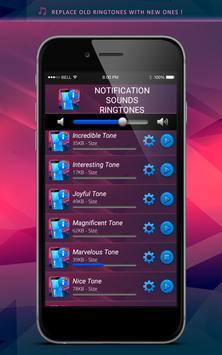 Notification Sounds Ringtones apk screenshot