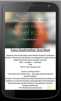Novel Kisah Cinta Romantis screenshot 4