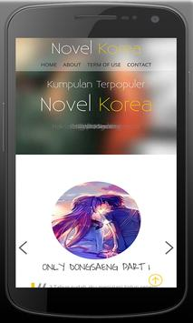 Novel Kisah Cinta Romantis screenshot 5