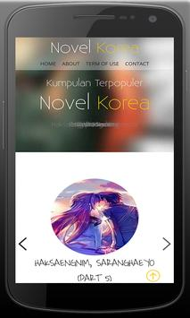 Novel Kisah Cinta Romantis screenshot 7