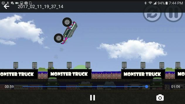 Monster Truck Madness poster