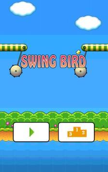 Swing Bird poster