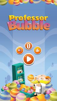 Bubble Professor - 1000 Stages poster