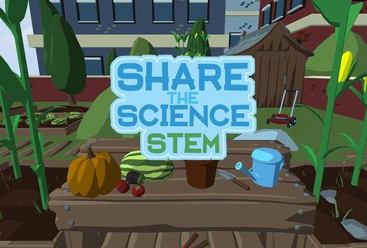 Share the Science: STEM poster