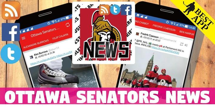Ottawa Senators All News poster
