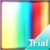 FlatAurora Trial LiveWallpaper icon