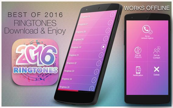 Best 2016 Ringtones poster