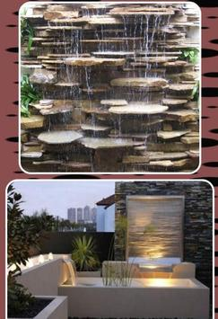 Outdoor Garden Water Fountains Ideas screenshot 1