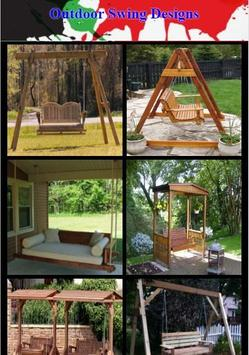 Outdoor Swing Designs poster