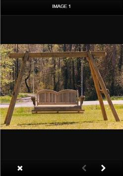 Outdoor Swing Designs screenshot 1