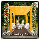 Outdoor Wedding Decoration icon