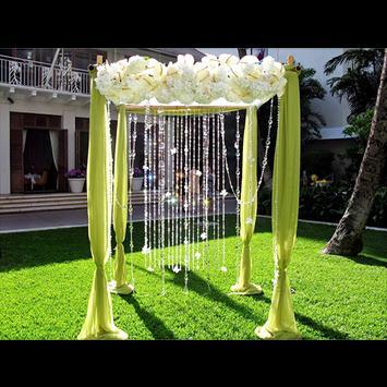 Outdoor Wedding Decoration screenshot 1