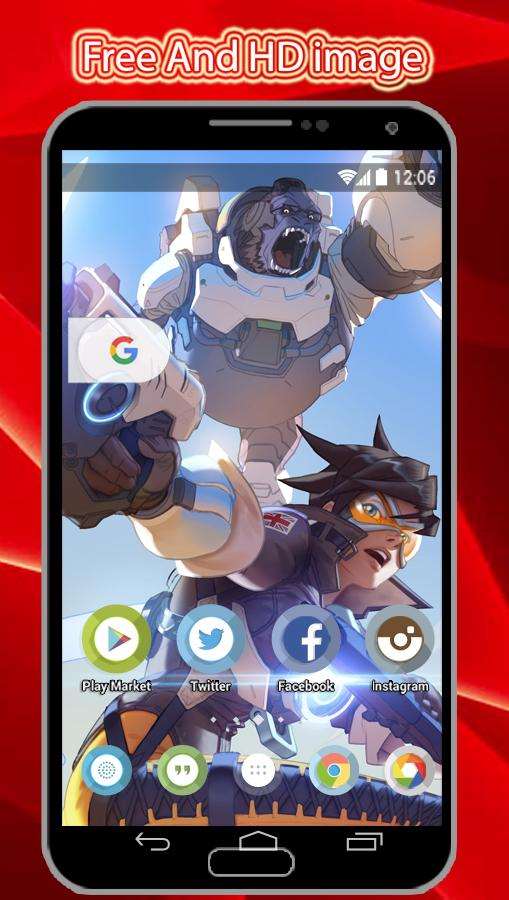Overwatch Wallpaper Hd For Android Apk Download