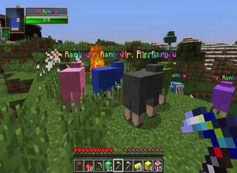 Lucky Block Minecraft Pe 0.15 apk screenshot