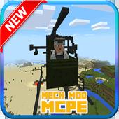 Car Mech Mod Minecraft Pe icon