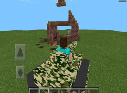 Car Mech Mod Minecraft Pe apk screenshot