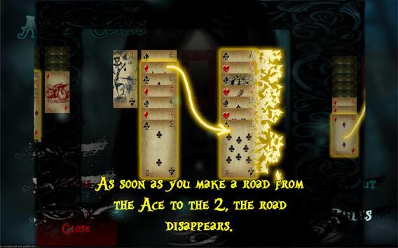 Alice's Cards apk screenshot