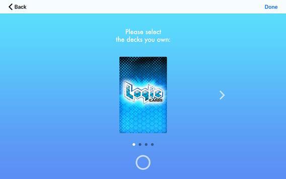 Logic Cards apk screenshot