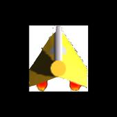Little Yellow Space Ranger icon