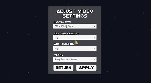 Little Yellow Space Ranger apk screenshot