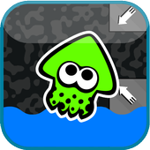 SplatDive: Squidtoon icon