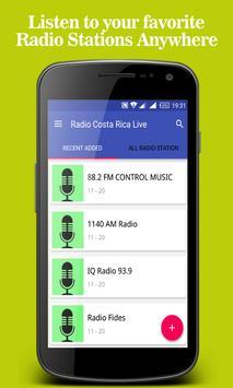 Radio Costa Rica Live poster