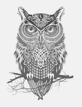 Owl Tattoos screenshot 1