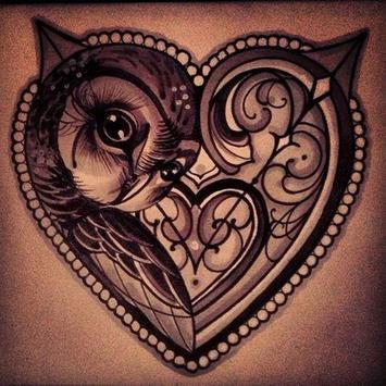 Owl Tattoos screenshot 2