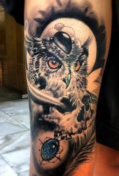 Owl Tattoos screenshot 6