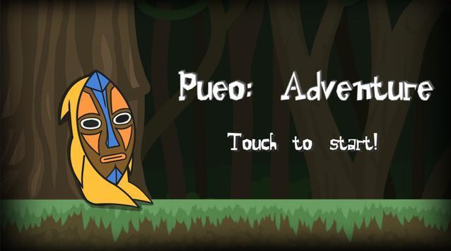 Pueo: Adventure poster