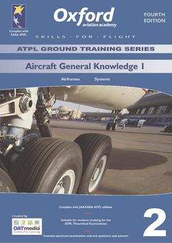 Oxford Airframe book poster