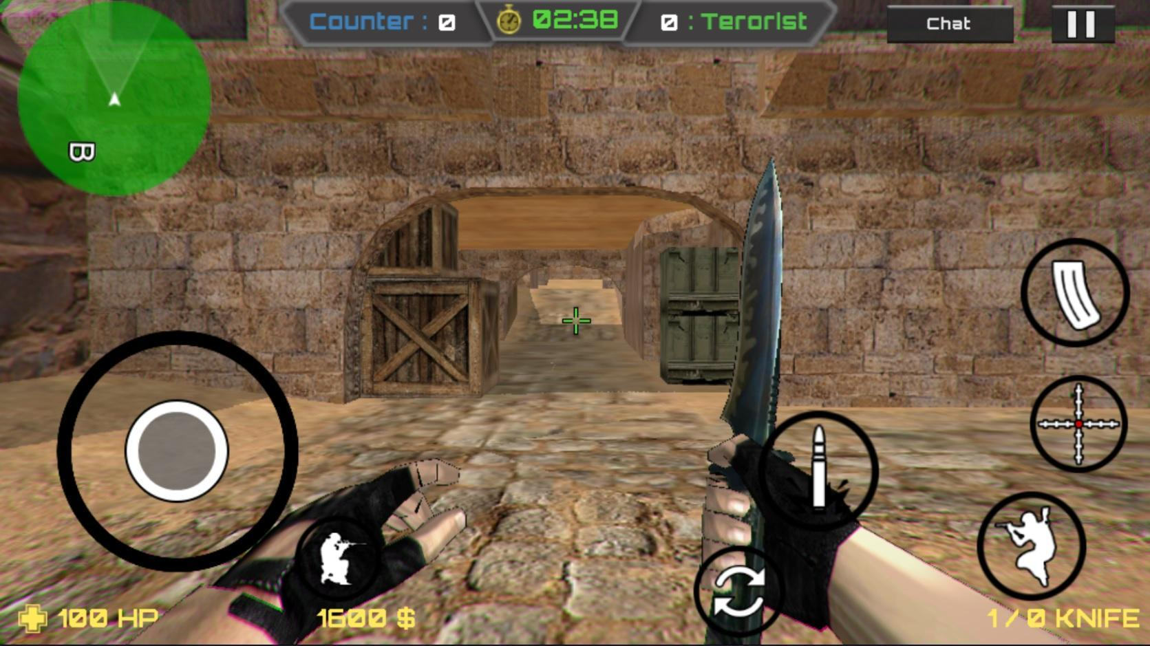 counter strike android full indir