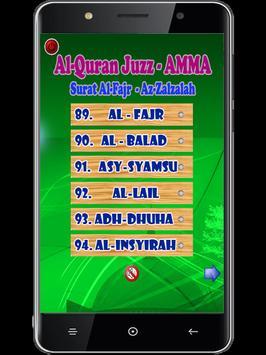 Al-Qur'an Juz Amma ( Bagian 2 ) screenshot 1