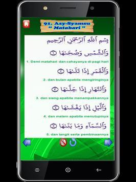 Al-Qur'an Juz Amma ( Bagian 2 ) screenshot 2