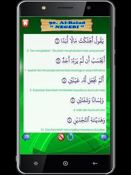Al-Qur'an Juz Amma ( Bagian 2 ) screenshot 3