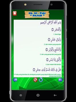 Al-Qur'an Juz Amma ( Bagian 2 ) screenshot 4