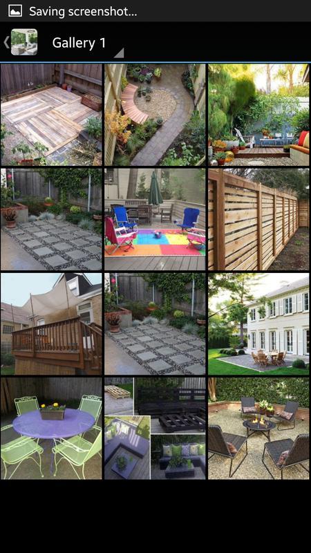 Muebles De Jardín Descarga APK - Gratis Entretenimiento Aplicación ...