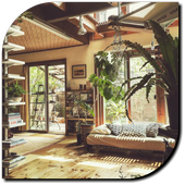 Rustic Home Decor icon