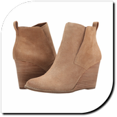 Wedge Booties icon
