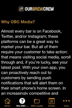 OBC Media apk screenshot