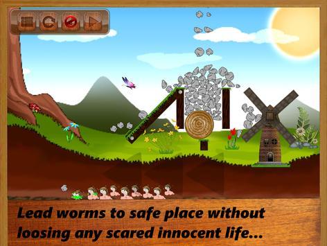 WormWar screenshot 1