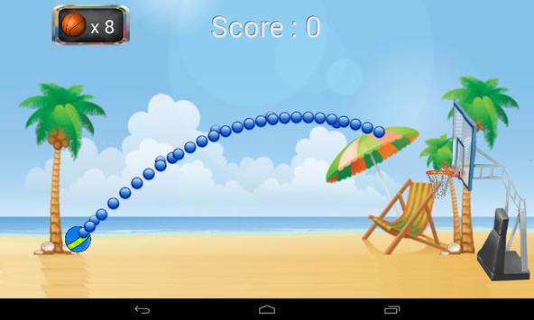 BasketOne Mania apk screenshot