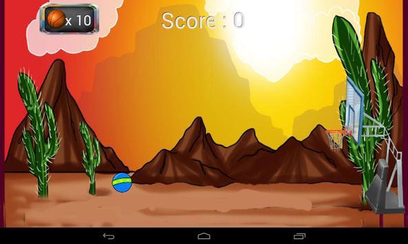 BasketOne Mania screenshot 3