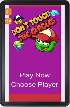 Don't touch the Circles apk screenshot