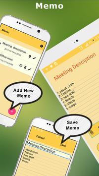Notex: Sticky Notes,Memo &  Reminder apk screenshot
